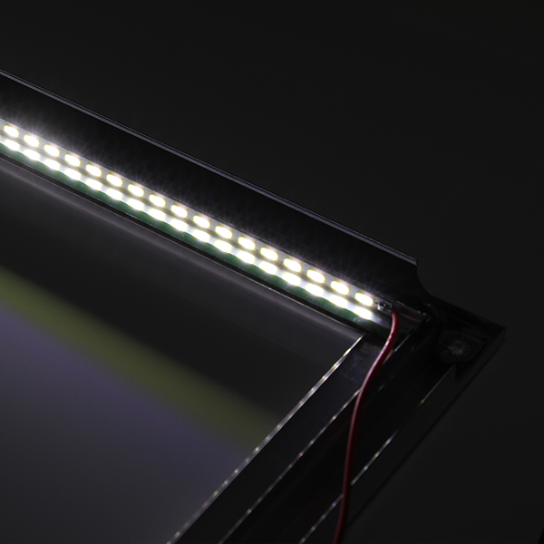 What is the problem caused by poor heat dissipation performance of LED light strip