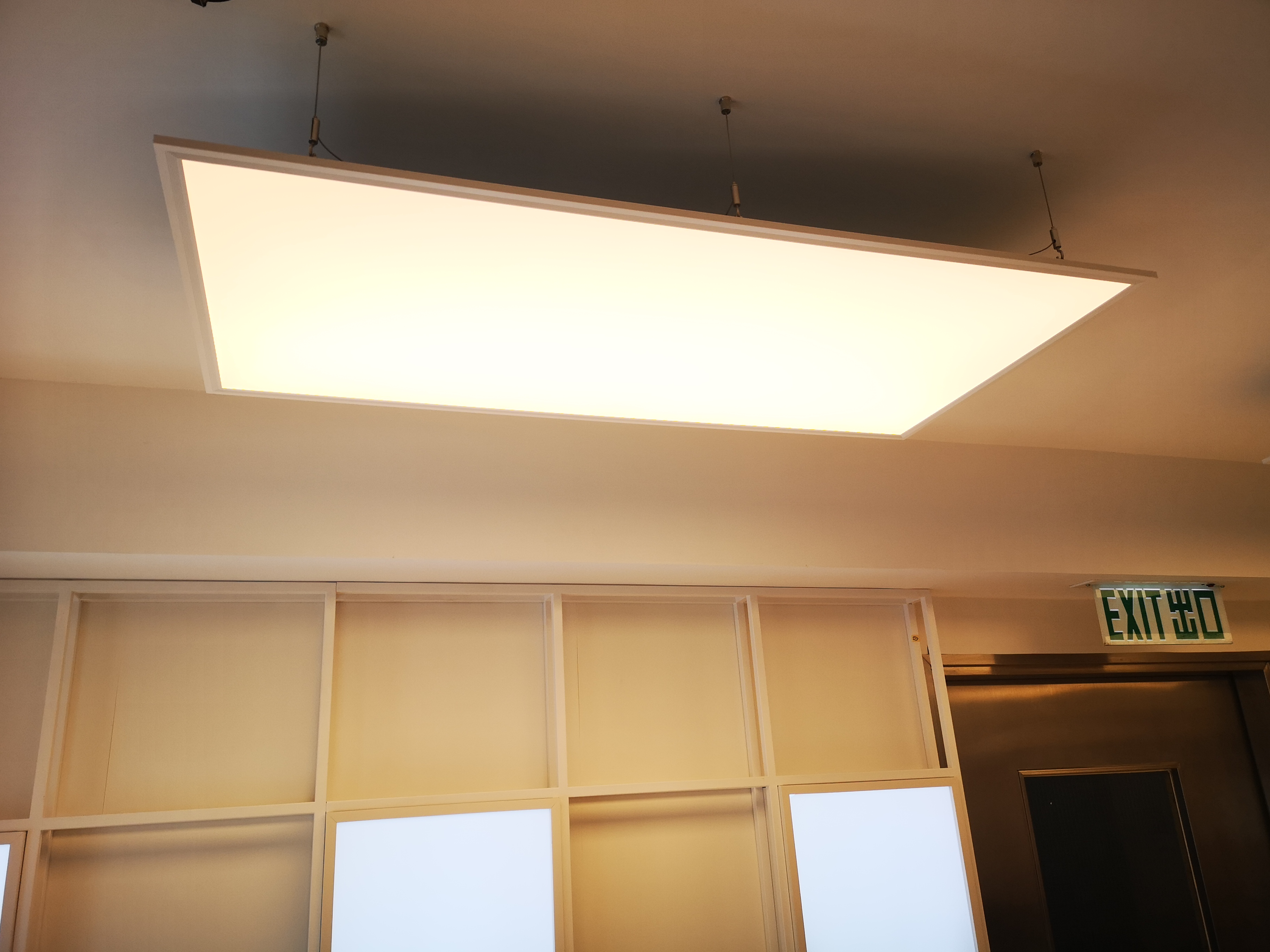 Why are some LED flat lights not bright enough?